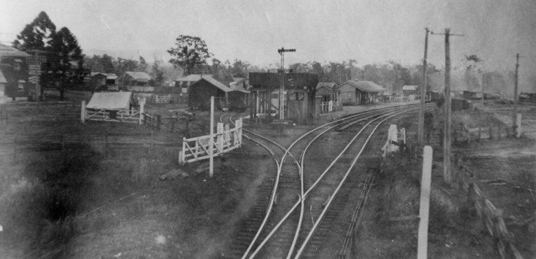 Railway Yards, Yandina.
