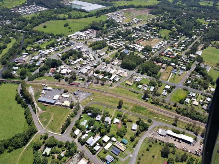 Yandina's Road Name Origins