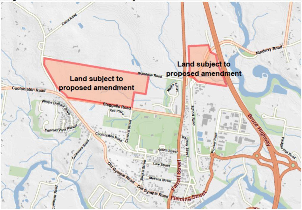 Zoning Changes – Have Your Say