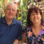 Sue Etheridge Greens candidate met YADCA President Nigel Anns