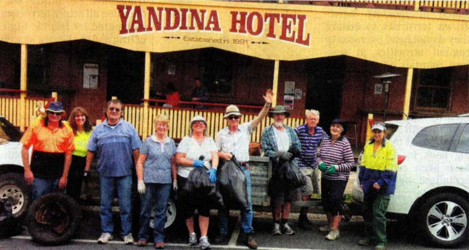 Yandina Tidey-Up-Day