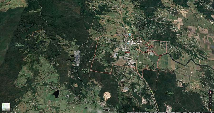 Yandina and District, Queensland, Australia