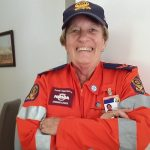 Dawn SES volunteer