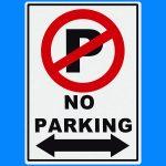 Parking Hits A Road Block